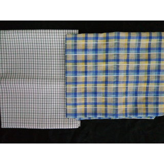 Bhuwal Fashion Men's Multicolor (Pack of 2)