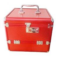 Pride Saffron makeup box cosmetic items