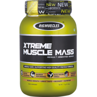 Big Muscles Xtreme Muscle Mass 1Kg / 2.2 Lbs