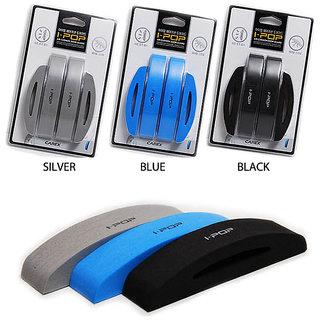 4PCS CAREX IPOP AIR Cushion CAR Door Edge Guard Guards Bumper Protector BLUE