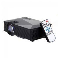 Pol UC46 Wireless WIFI Mini Portable Projector 1200 Lumen 800 X 480 Full HD LED