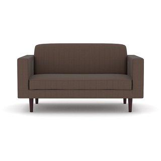 Tezerac -Lovinovia Two Seater Sofa - Brown