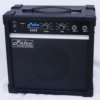 PALCO 2222 amplifier