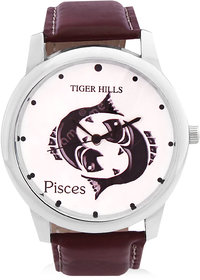 Tigerhills Godiac Collection Pisces Brown