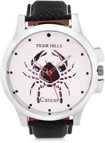 Tigerhills Godiac Collection Cancer Black