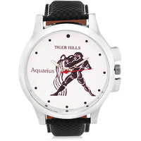Tigerhills Godiac Collection Aquarius Black