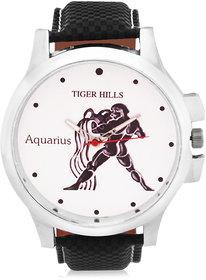 Tigerhills Godiac Collection Aquarius Black