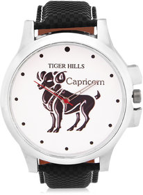 Tigerhills Godiac Collection Capricorn Black