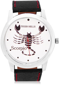 Tigerhills Godiac Collection Scorpio Black