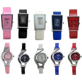 10 Pieces Special Combo Glory Watches With Discount