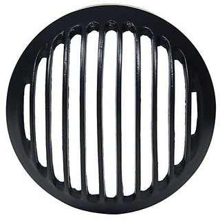 Head Light Grill Heavy Customize Black