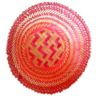 Handmade Big Bamboo Designed Ultra Muri Basket