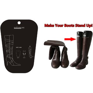 Boot Shaper Boot Support Boot Stretcher (2 Pairs)