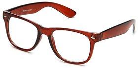 Gansta Gn-3030 Classic Brown Wayfarer Glasses