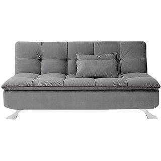 Lavish Sofa Cum Bed ( Grey)