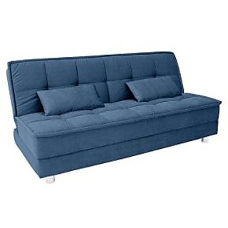 Lavish Sofa Cum Bed ( Blue)