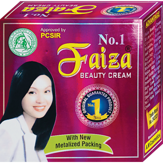 Faiza Beauty Cream No.1