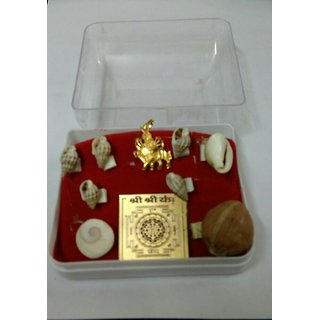Shree Karya Siddhi Box- 100 Siddha