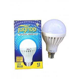SUPER Jugnoo LED Bulb 12W Pack of 2