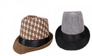Summer Cap - causal cap- ( set of 2 caps)