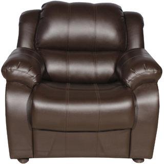 Bantia - Cloud Sofa DsrBrwSingle Seater