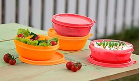 Tupperware Buddy Bowls..SET OF 2 pieces