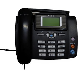 CDMA Fixed Wireless Landline Phone Classic 2258 Walky Phone