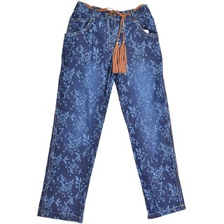 Little Baby Girls Relaxed Jeans