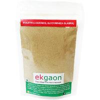 Mulethi Powder (Liquorice, Glycyrrhiza Glabra) - 50 Gms