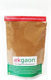Ananthamoola/ Nannari Powder (Hemidesmus Indicus) - 200 Gms