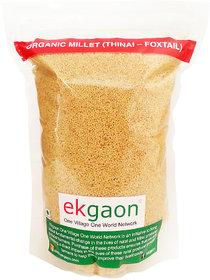 Organic Foxtail (Thinai) - 1 Kg