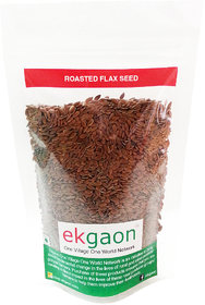 Roasted Flax Seed - 100 Gms