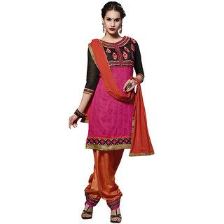 Style Mania Epitome Green Color Patiyala Salwar Kameez SMDMPAV64036