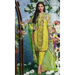 Women Cotton Salwar Suit Dress Material