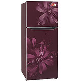 LG GL-Q282SSAM 255 Litres Double Door Frost Free Refrigerator (Scarlet Aster)
