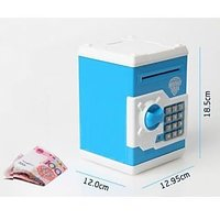 Money Safe Portable Electronic Money Safe Locker With Free Five Mukhi Rudraksha