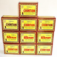Dhoop - Chintan Dashang Sambrani Highly Soothing - (Set Of 10 Packets/24 Sticks In A Packet)