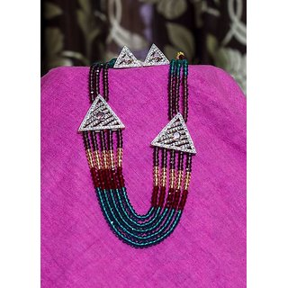 Brooch Necklace Set