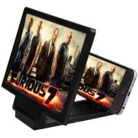 Corcepts 3d SCREEN Phone Magnifier FOR ANY MOBILE Accessory Combo