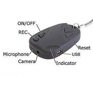 Spy Keychain Camera 4GB