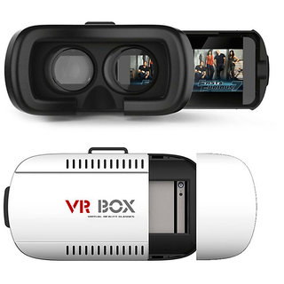VR Box Virtual Reality (VR BOX) 2.0 Version VR 3D Glasses Video Glasses