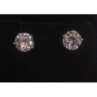 American Diamond Stunning Solitaire Studs