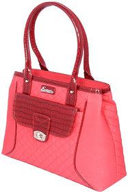 Esbeda Hand-held Bag(Red 01)