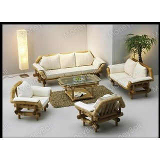 Sofa Set With Five Seaters