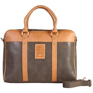 Dhama contemporary messenger/office bag dh2016o22