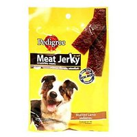 Pedigree Meat  Jerky Roasted Lamb Flavour 80 Gm