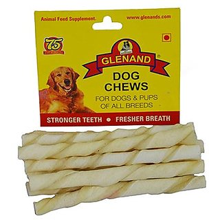Glenand Dog Chews Sticks 150gm (Pack Of 2)