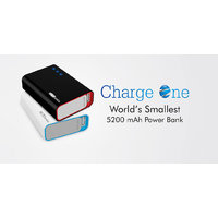 5200 MAh World's Smallest Portable Power Bank Better Than Samsung Power Bank