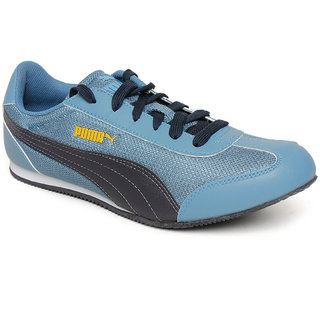 Puma Men Blue Running Shoes (36174702)