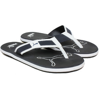 Puma Mens White Flip Flop (36194404-White)